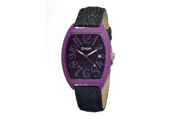 Crayo Cr0502 Spectrum Watch, Black CRACR0502