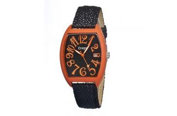Crayo Cr0507 Spectrum Watch, Black CRACR0507