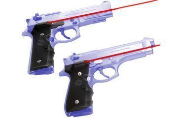 1-Crimson Trace Lasergrips for Beretta 92/96