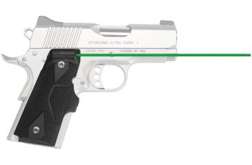 Crimson Trace Lasergrip for 1911 Officer's/Defender/Compact