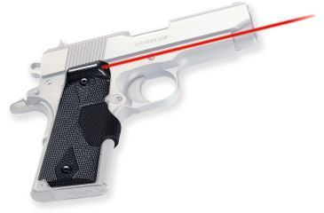 1-Crimson Trace Pro-Custom Carbon Fiber Lasergrips LG-401P4 for 1911 and 1991A1 Full-Size