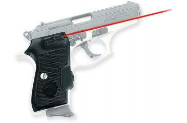 Crimson Trace Front Activation Lasergrip - Bersa Thunder .380 & Firestorm .380 - LG-442