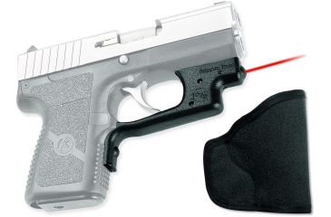 Crimson Trace Front Activation Compact Laser Guard, Kahr, Holster Combo