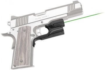 Crimson Trace Green Laserguard, 1911, BP 99877