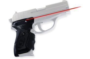 Crimson Trace LG439 Rubber Overmold Laser Grip for Sig Sauer P239 Firearms