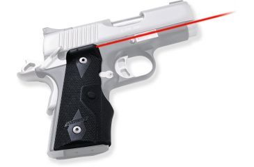 Crimson Trace Lasergrip for 1911 Compacts - LG304