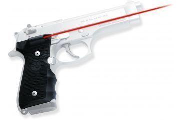 2-Crimson Trace Lasergrips for Beretta 92/96