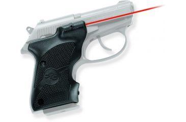 Crimson Trace Lasergrip for Beretta Model 21/32 ACP LG490