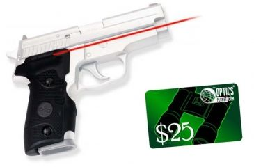 3-Crimson Trace Lasergrips for Sig Sauer 228/229 - LG329