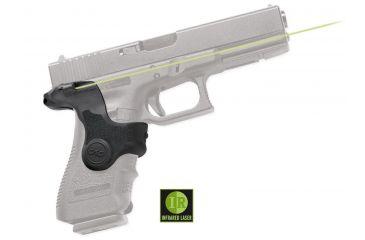 Crimson Trace IR Laser Sight Grip for Glock 17,19, 22, 23, 32, 34, 35, 37, 38 LG-417 IR