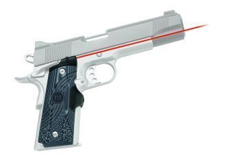 Crimson Trace Master Series G10 Tactical Laser Grip - 1911 Government/Commander - LG-904