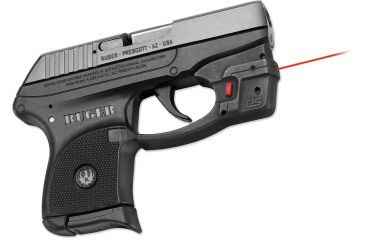 Crimson Trace Ruger LCP- Accu-Guard Defender series, Black DS-122