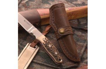 CRKT Kommer Brow Tine Knife