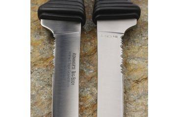 CRKT Kommer's Big Eddy Knife - 6.75in. Blade, Nylon Sheath, Combo Edge 3008