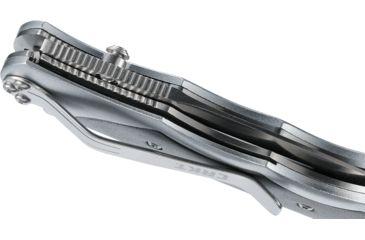 8-CRKT Fire Spark Tactical Assisted Folding Knife - 8.63 OAL