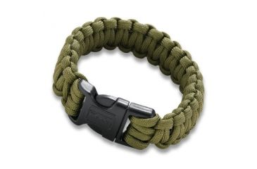 CRKT Survival Para-Saw Bracelet by Onion Design, OD Green, Large 9300DL