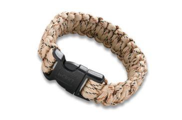 CRKT Survival Para-Saw Bracelet by Onion Design, Tan, Small 9300TS