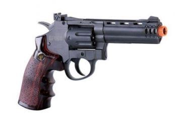 1-Crosman GF600 357 CO2 Airsoft Revolver