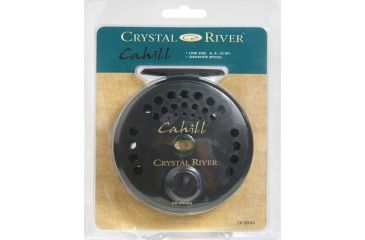 Crystal River Cahill Fly Reel - 3 3/4in Spool 570473