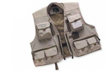 Crystal River Cr Deluxe Utility Vest Med 833228
