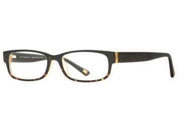 Cutter & Buck CB Cypress Point SECB CYPP00 Bifocal Prescription Eyeglasses - Black Amber SECB CYPP005345 AM