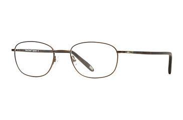 Cutter & Buck CB Opponent SECB OPPO00 Eyeglass Frames - Amber SECB OPPO005550 BN