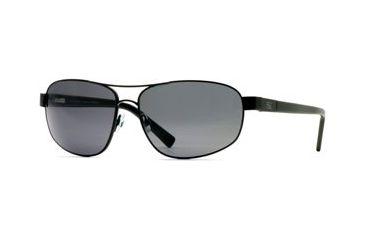 Cutter & Buck CB Paradise Cove SECB PARA06 Single Vision Prescription Sunglasses SECB PARA066035 BK - Frame Color: Black Iron, Lens Diameter: 60 mm