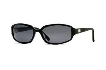 Cutter & Buck CB Verona SECB VERO06 Single Vision Prescription Sunglasses SECB VERO066035 BK - Frame Color: Black, Lens Diameter: 60 mm