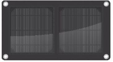 Cyclops 7 Watt Folding Panel CYC-FSOL7W