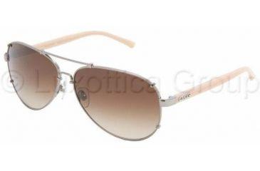 D&G DD 6047 Sunglasses Styles Gunmetal Frame / Brown Gradient Lenses, 319-13-6012, DandG DD 6047 Sunglasses Styles Gunmetal Frame / Brown Gradient Lenses