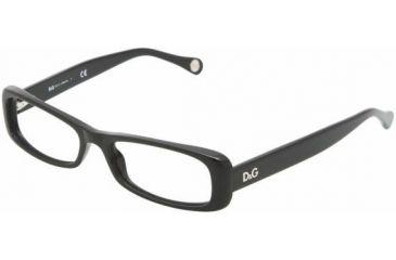 D&G DD1199 Bifocal Prescription Eyeglasses - Black  DD1199-501-5016