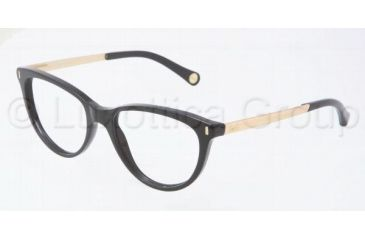 D&G DD1213 Bifocal Prescription Eyeglasses 501-5217 - Black