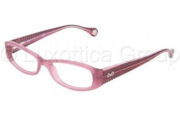 D&G DD1228 Bifocal Prescription Eyeglasses 1976-5016 - Opal Violet Frame
