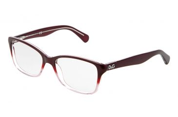 986715af734 D G DD1246 Eyeglass Frames 2601-5216 - Dark Steel Frame
