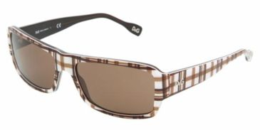 DandG DD3060 #177673 - Check On Brown Brown Frame