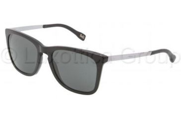 D&G DD3081 Bifocal Prescription Sunglasses DD3081-501-87-5419 - Lens Diameter 54 mm, Frame Color Black