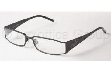 D&G DD5026 Progressive Prescription Eyeglasses 01-5216 - Black