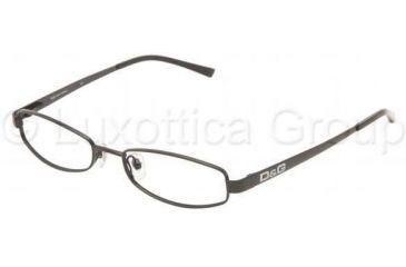 D&G DD5050 Progressive Prescription Eyeglasses 01-5116 - Black