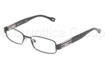 D&G DD5092 Bifocal Prescription Eyeglasses 1032-5017 - Black