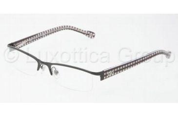 D&G DD5095 Eyeglass Frames 1063-5017 - Black