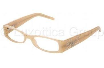 D&G Eyeglasses DD1148B with Rx Prescription Lenses 682-4917 - Beige