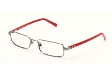 D&G DD5002 Eyeglasses with No-Line Progressive Rx Prescription Lenses