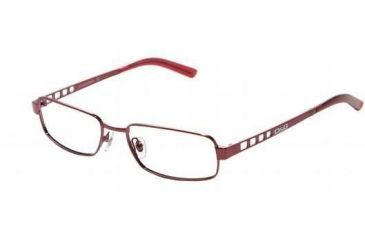 D&G DD5035-04-5017 Eyeglasses with Lined Bifocal Rx Prescription Lenses Gunmetal Frame / 50 mm Transparent Lenses / 135 mm Temple Length
