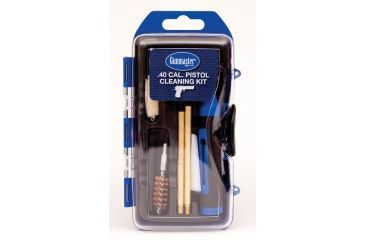 DAC Technologies 14 Piece Pistol Cleaning Kit with 6 Piece Driver Set GM40P