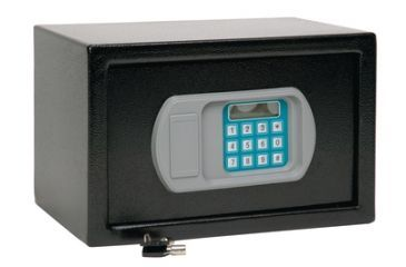 Dac Technologies Electronic Floor/Shelf Safe With Easymatic Opening Door Small S510LCD