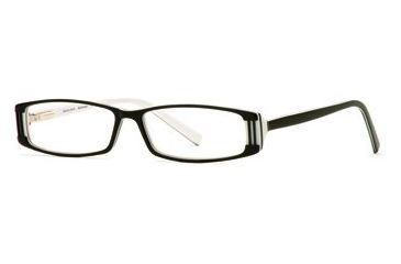 Dakota Smith Bandstand SEBM BANS00 Bifocal Prescription Eyeglasses - Domino SEBM BANS005435 BK