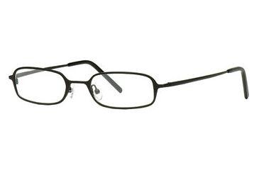 Dakota Smith Dean's List SEBM DEAN00 Eyeglass Frames - Coal SEBM DEAN004940 BK