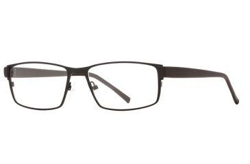 Dakota Smith Distinctive SEDS DIST00 Progressive Prescription Eyeglasses - Matte Black SEDS DIST005540 BK