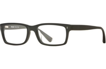 Dakota Smith Elusive SEDS ELUS00 Progressive Prescription Eyeglasses - Black SEDS ELUS005445 BK