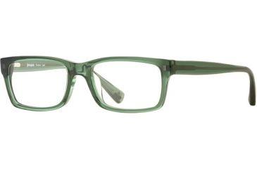 Dakota Smith Elusive SEDS ELUS00 Single Vision Prescription Eyeglasses - Leaf SEDS ELUS005445 GN
